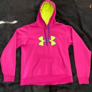 Thick and comfy under armour sweatshirts